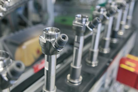 Production of common rail injectors